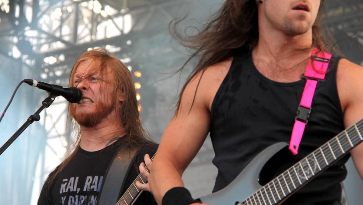 Stam1na Rakuuna Rock Antti Hyyrynen Pekka Olkkonen