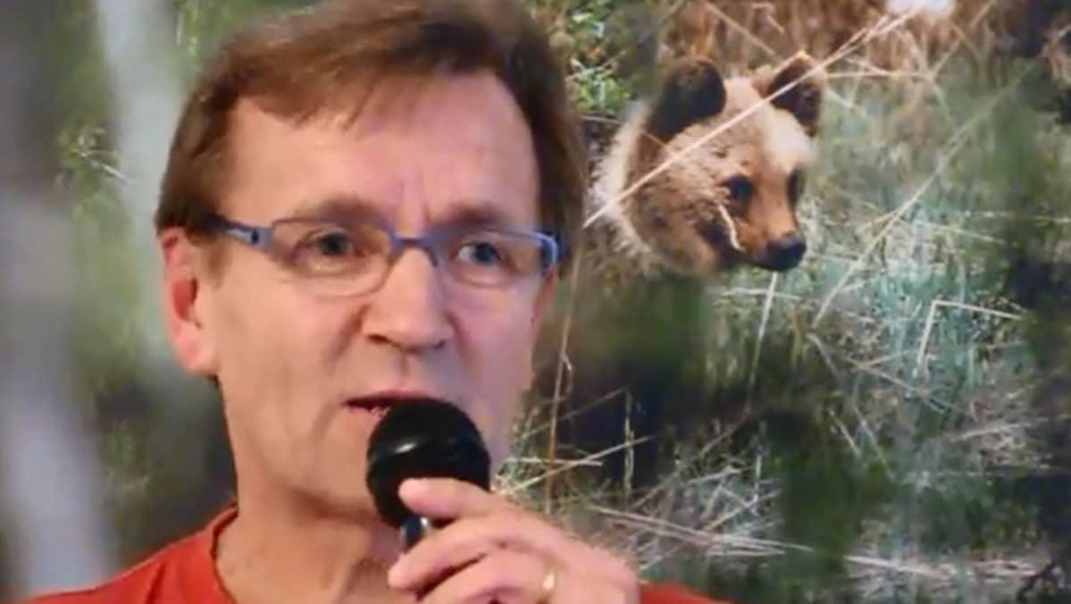 Keijo Purmonen.
