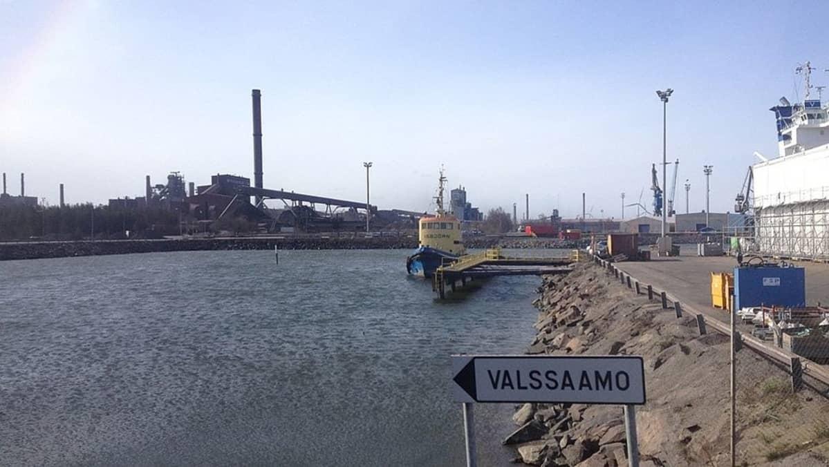 Raahen satama