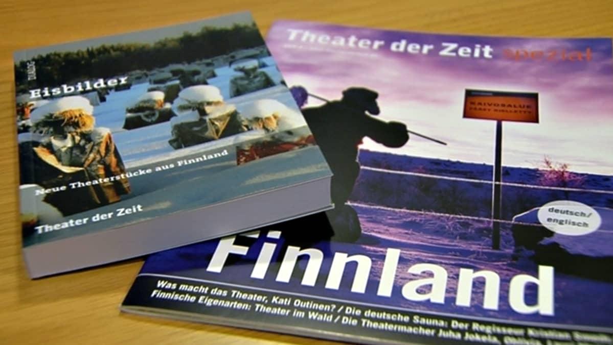 Suomalaisia näytelmiä saksaksi