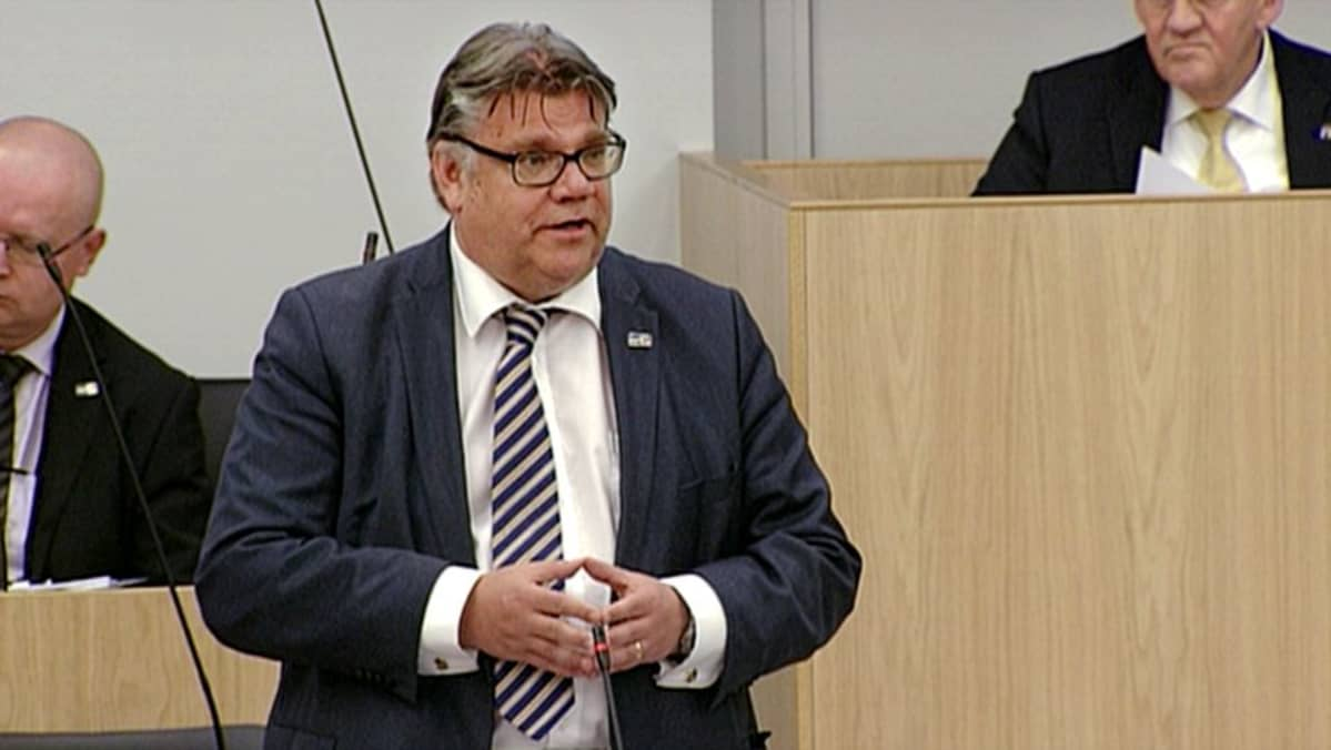 Timo Soini