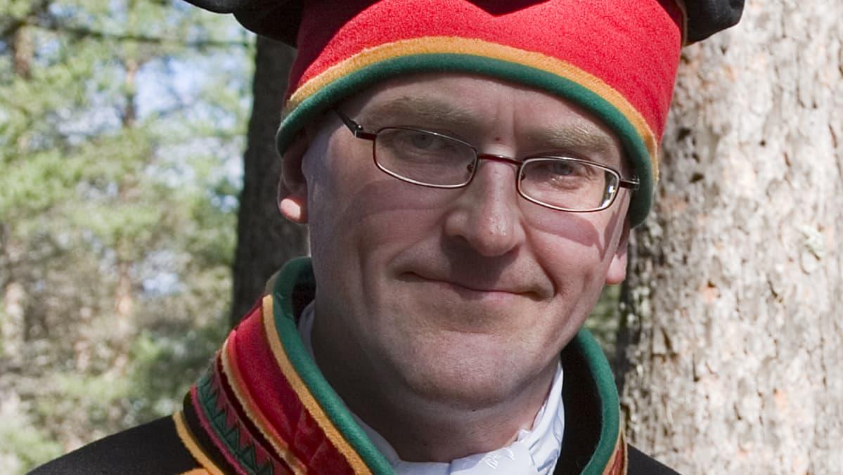 Anaar kirkkohiärrä Tuomo Huusko