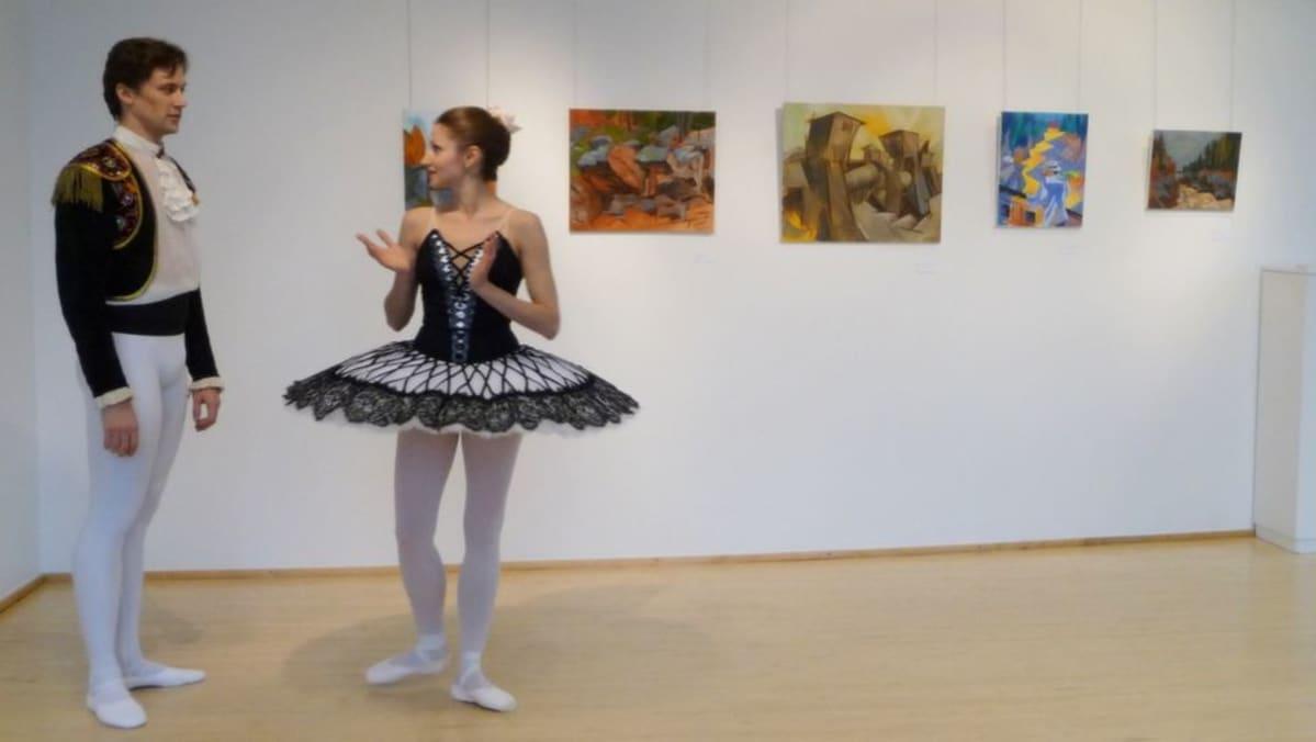 Imatra Ballet solistit vuonna 2016