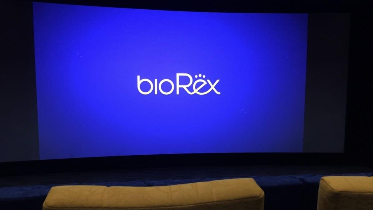 valkokankaalla bio rexin logo
