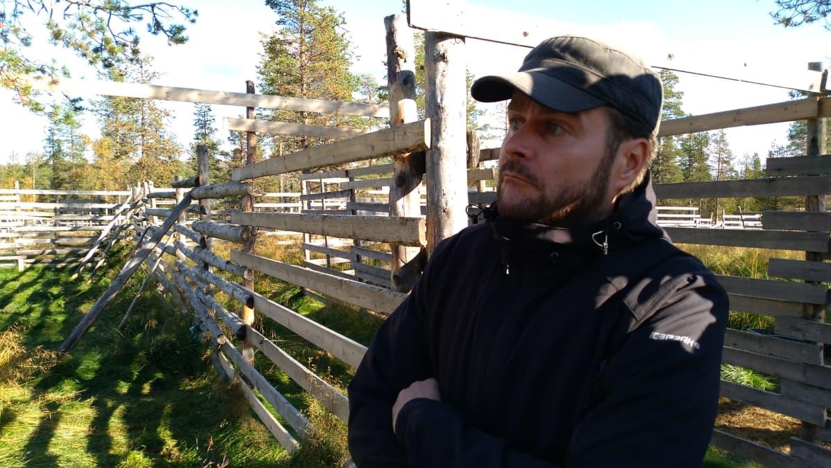 Safariopas Sami Kiviniemi