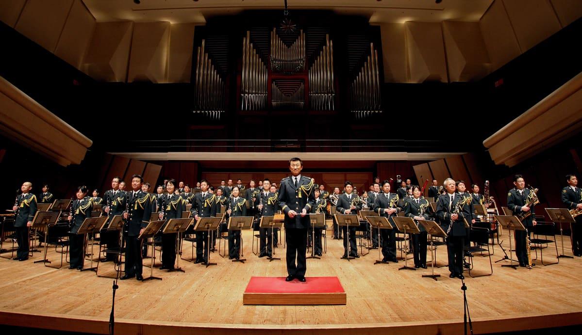 Japanin itsepuolustusvoimien keskussotilassoittokunta