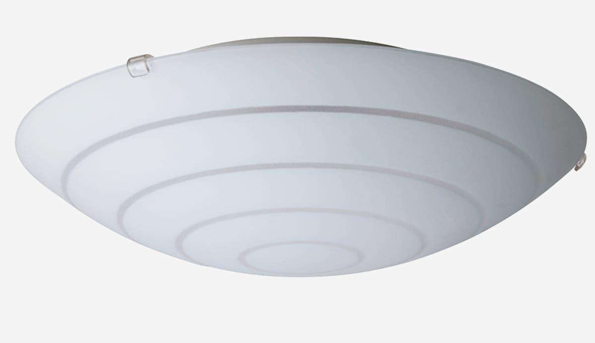 Ikea vetää erän valaisimia markkinoilta – lasikupu voi irrota ja pudota