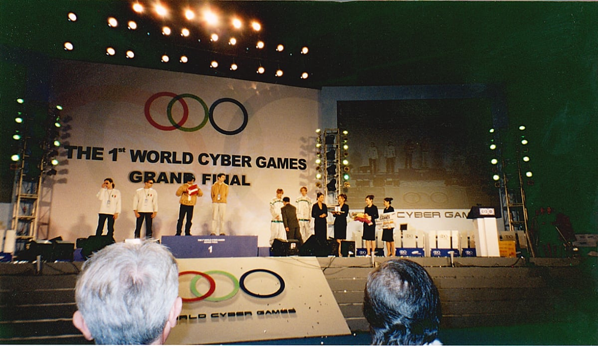 World Cyber Games 2001