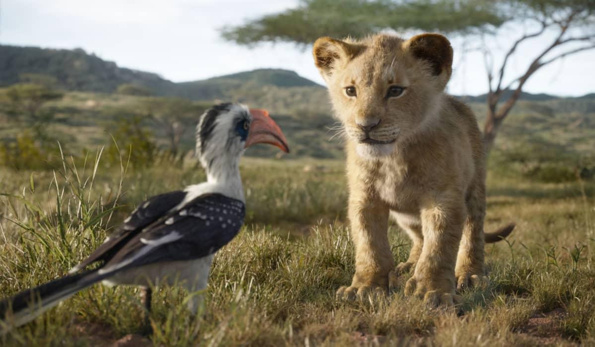 Still-kuva elokuvasta Leijonakuningas.