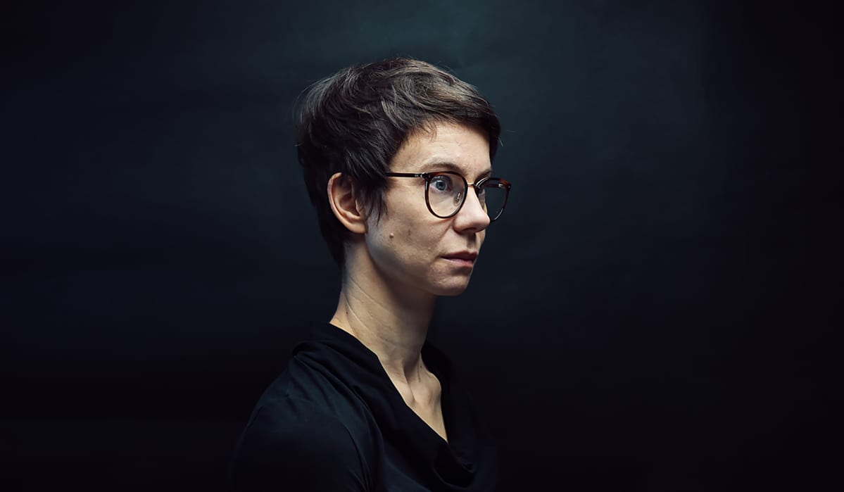 Kirjailija Milja Sarkola