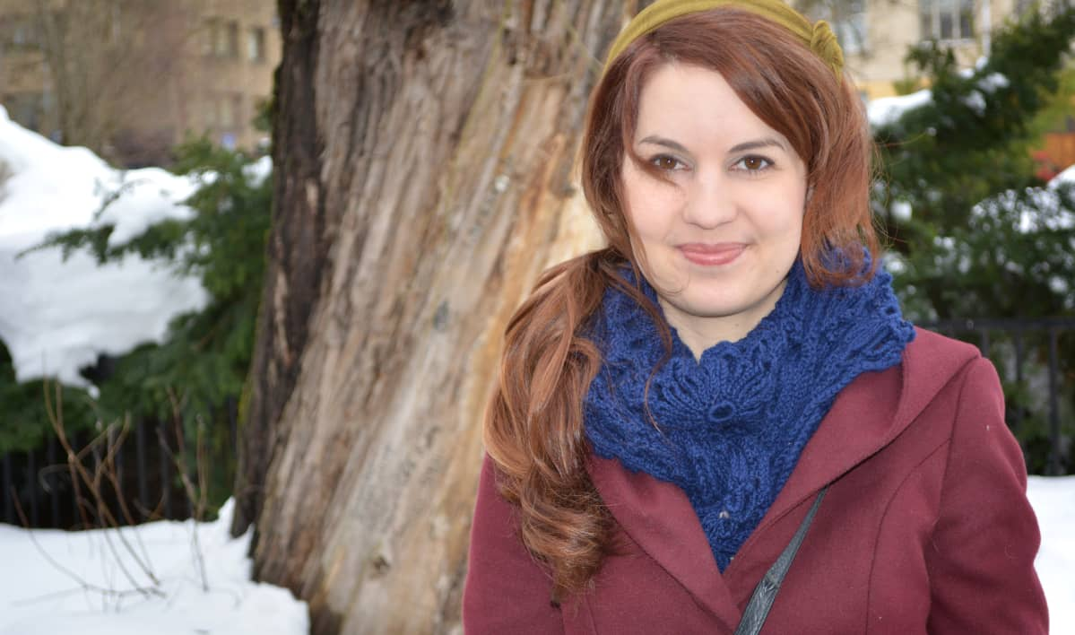 Maria Laine.