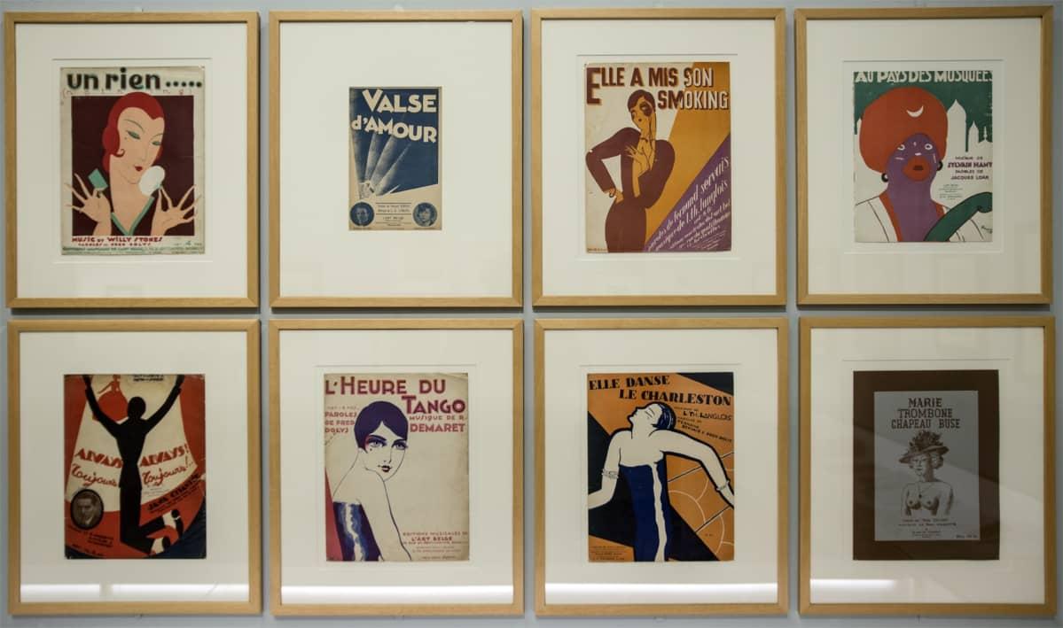 René Magritte, juliste, Amos Rex