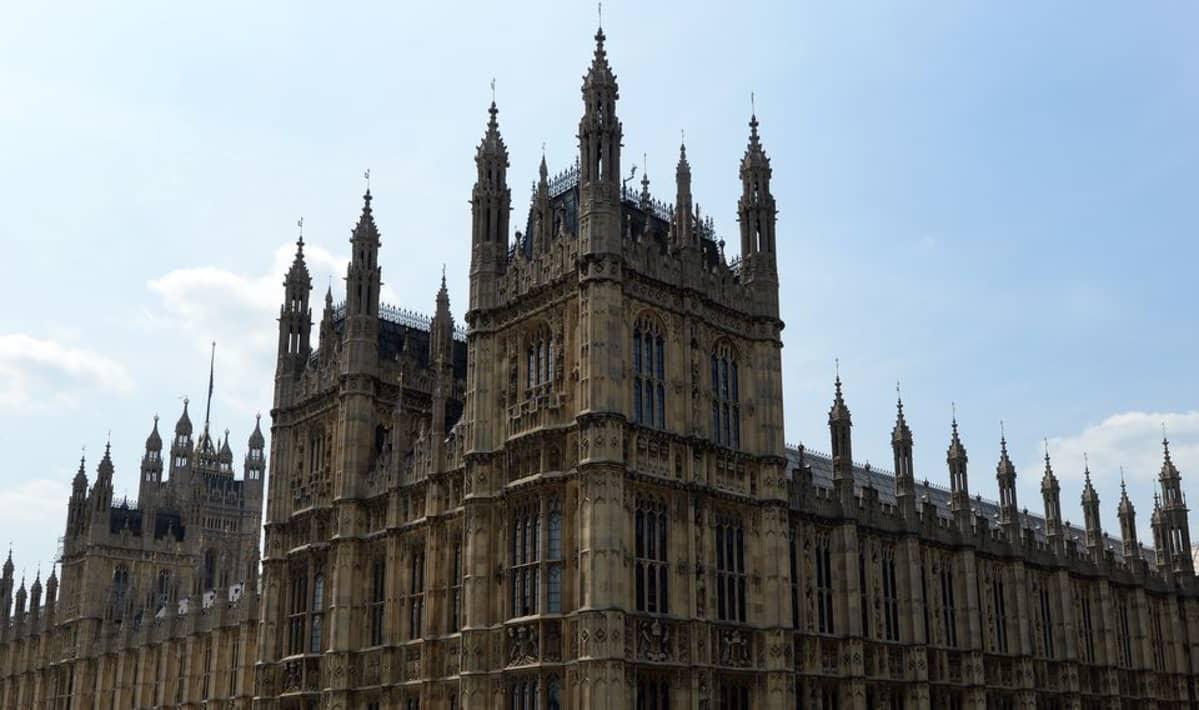 Britannian parlamenttitalo