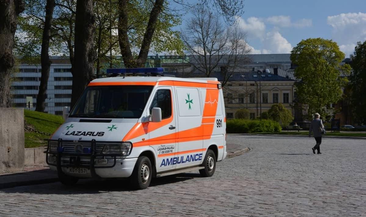 Lazarus-ambulanssi