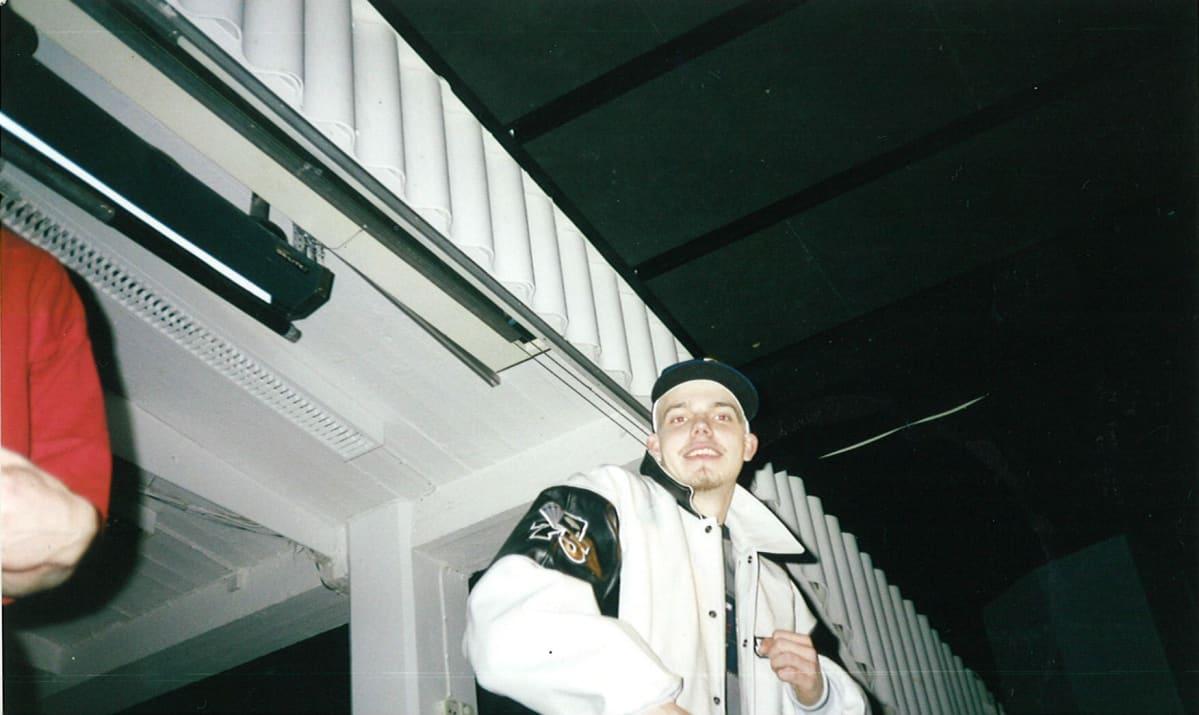 artisteja 8salilla 2000-luvun alussa