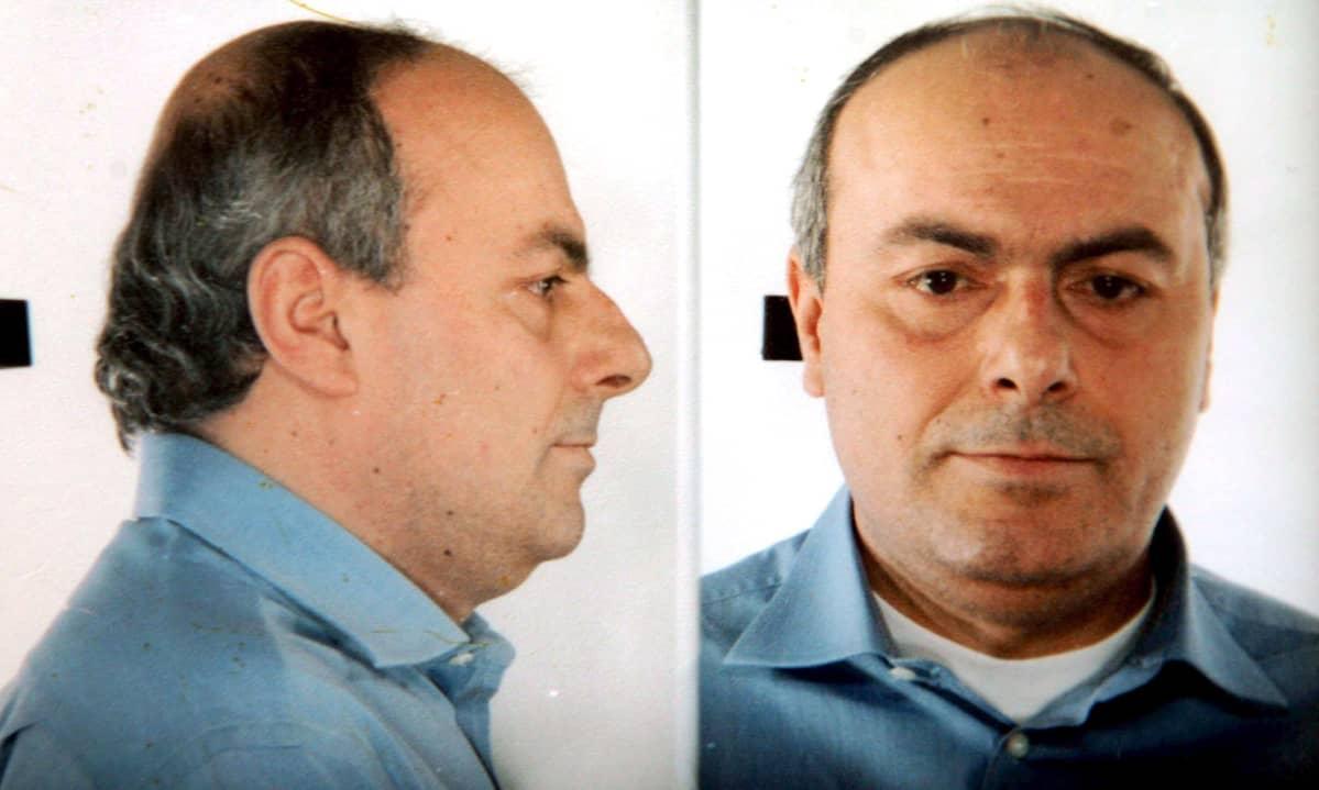 Paolo di Lauron pidätyskuva vuodelta 2005.