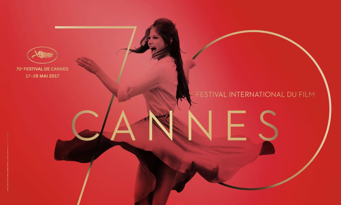 Cannesin elokuvafestivaalin juliste