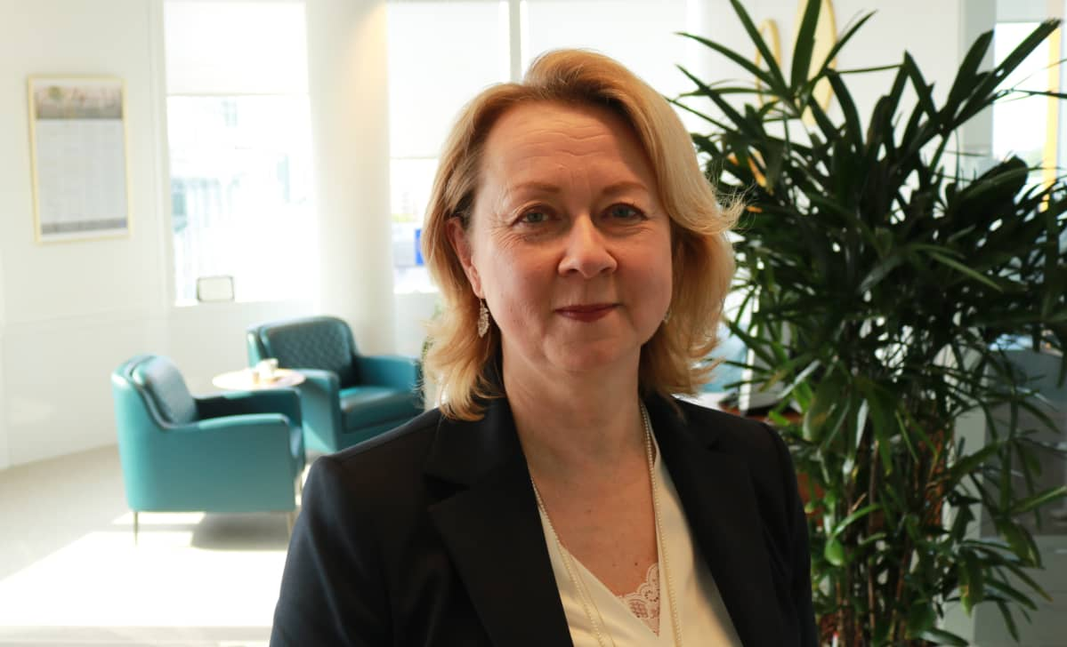 Leena Maria Linnus on Euroopan parlamentin logistiikasta ja rakennuksista vastaava pääjohtaja.