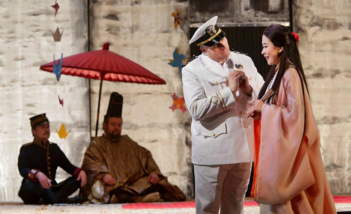 Madama Butterfly, Hyeseoung Kwon