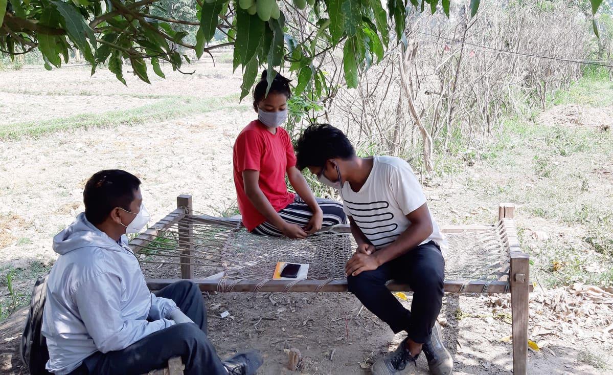 Nepal siirtotyöläisyys
