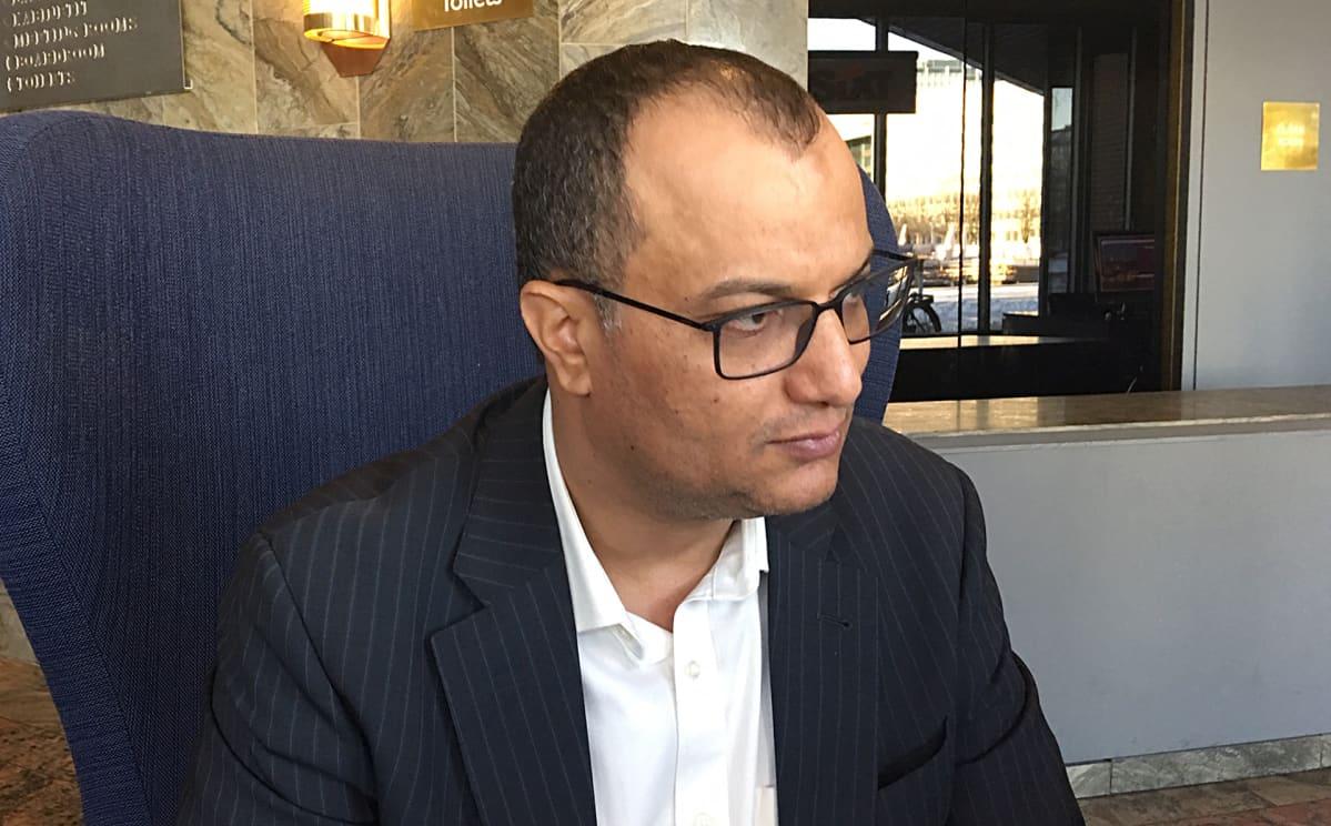Abdelmalek al Egri