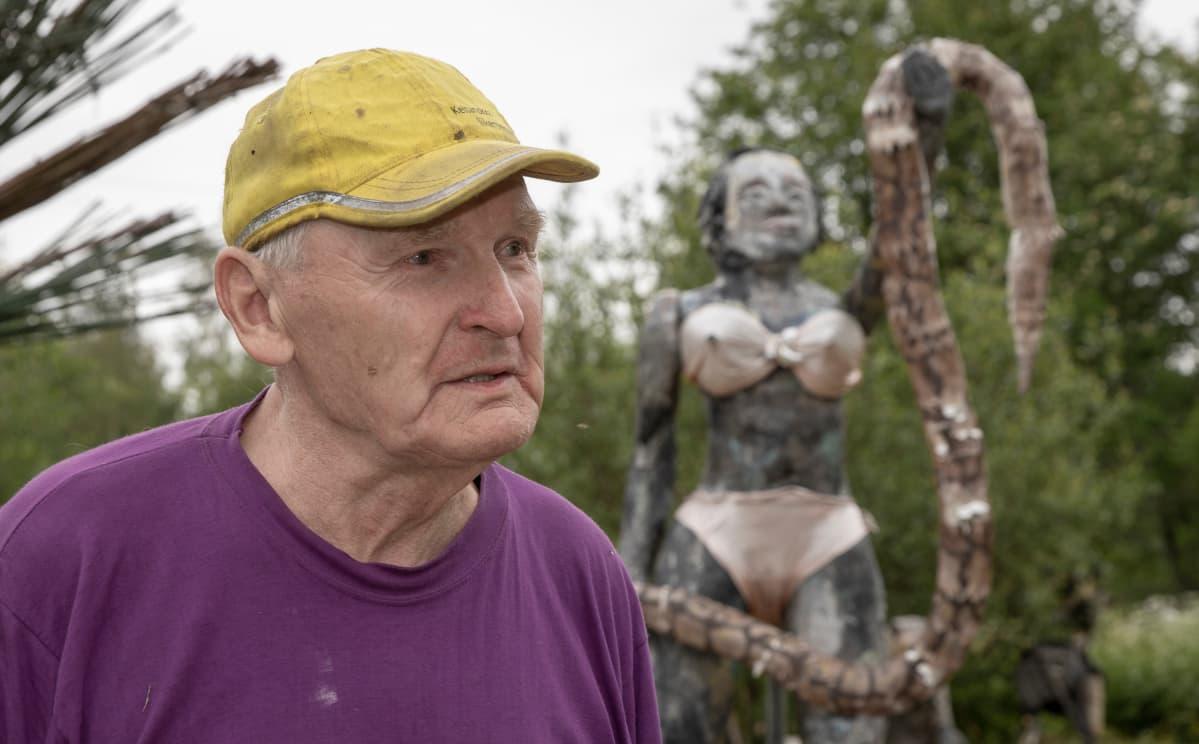 ITE-taitelija Alpo Koivumäki