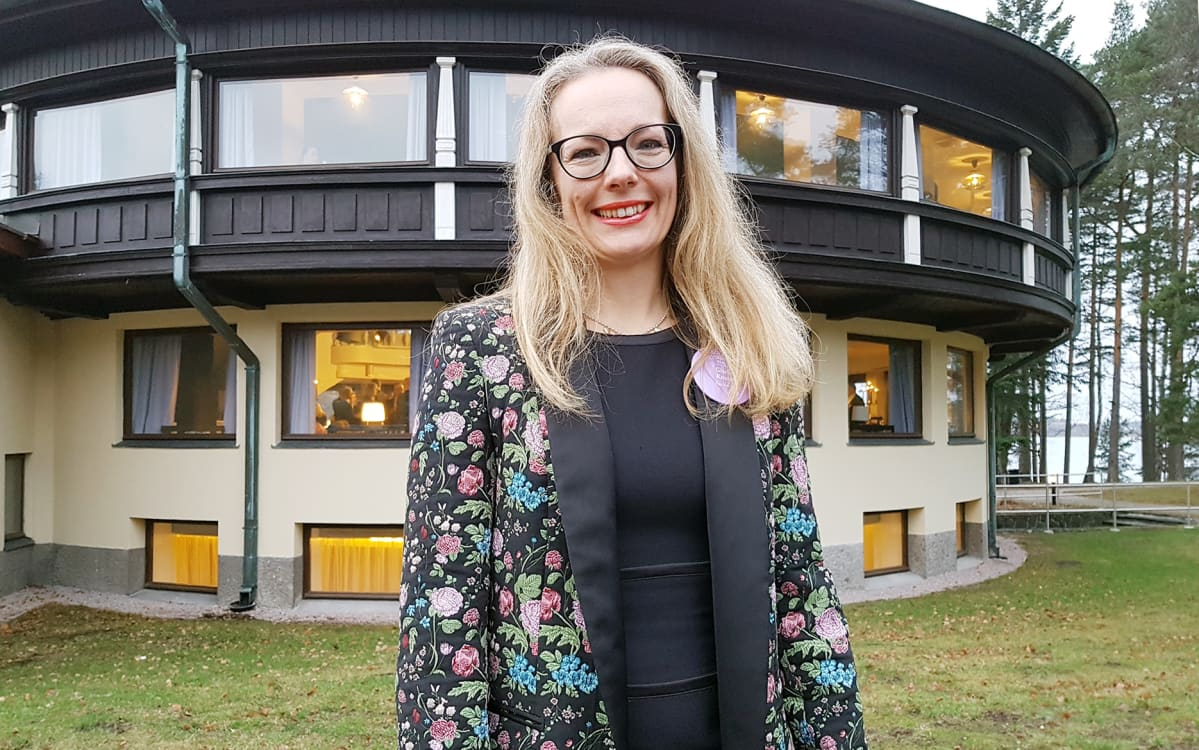Asianajaja Gisela Knuts
