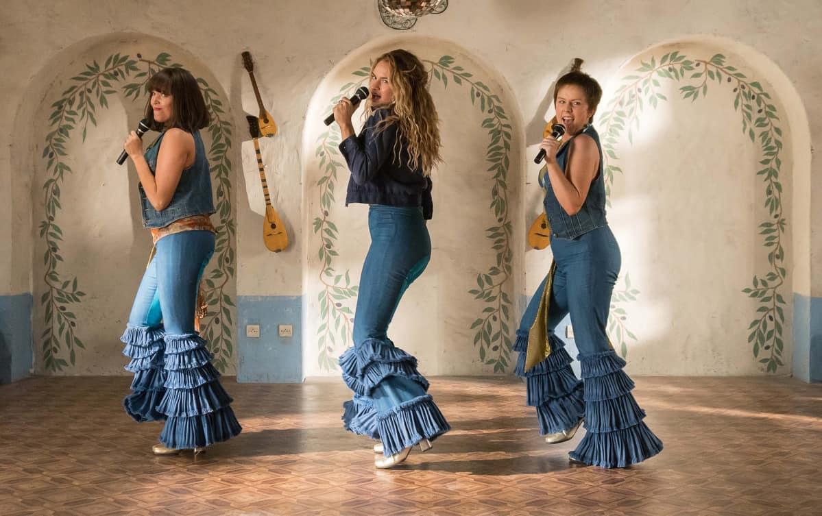 Mamma Mia! -elokuvasta.