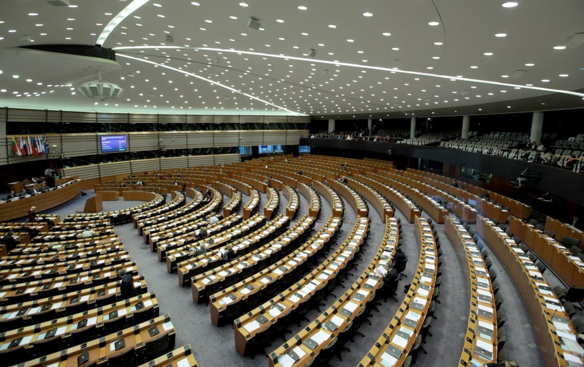 EUparlamentti