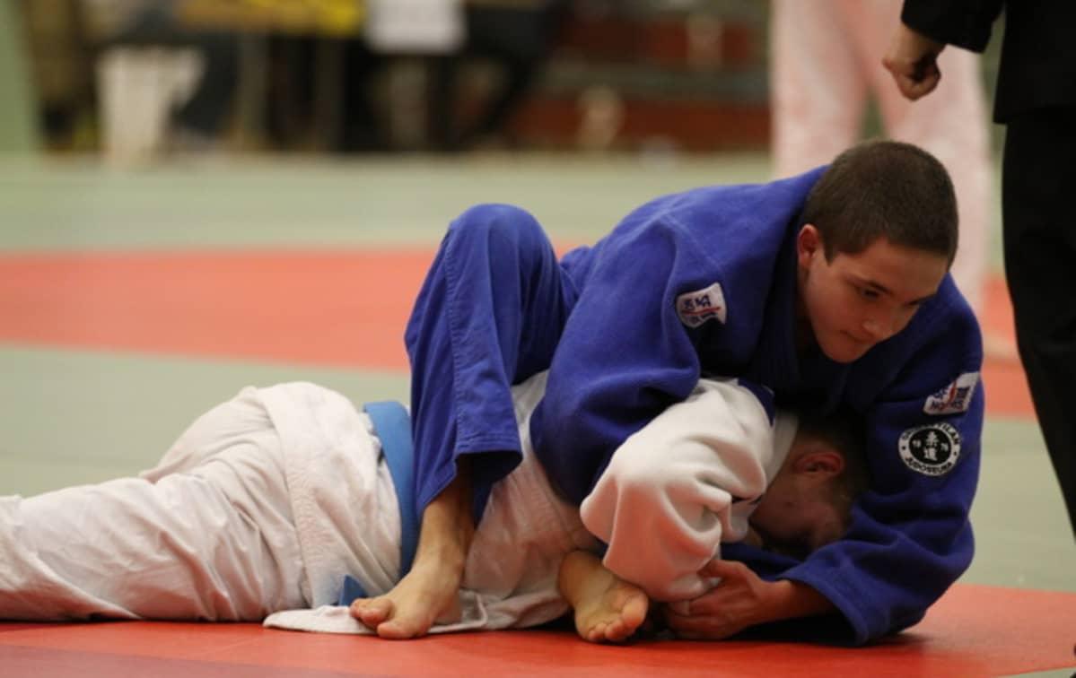 Stefan Rönkkö Judo Orimattila