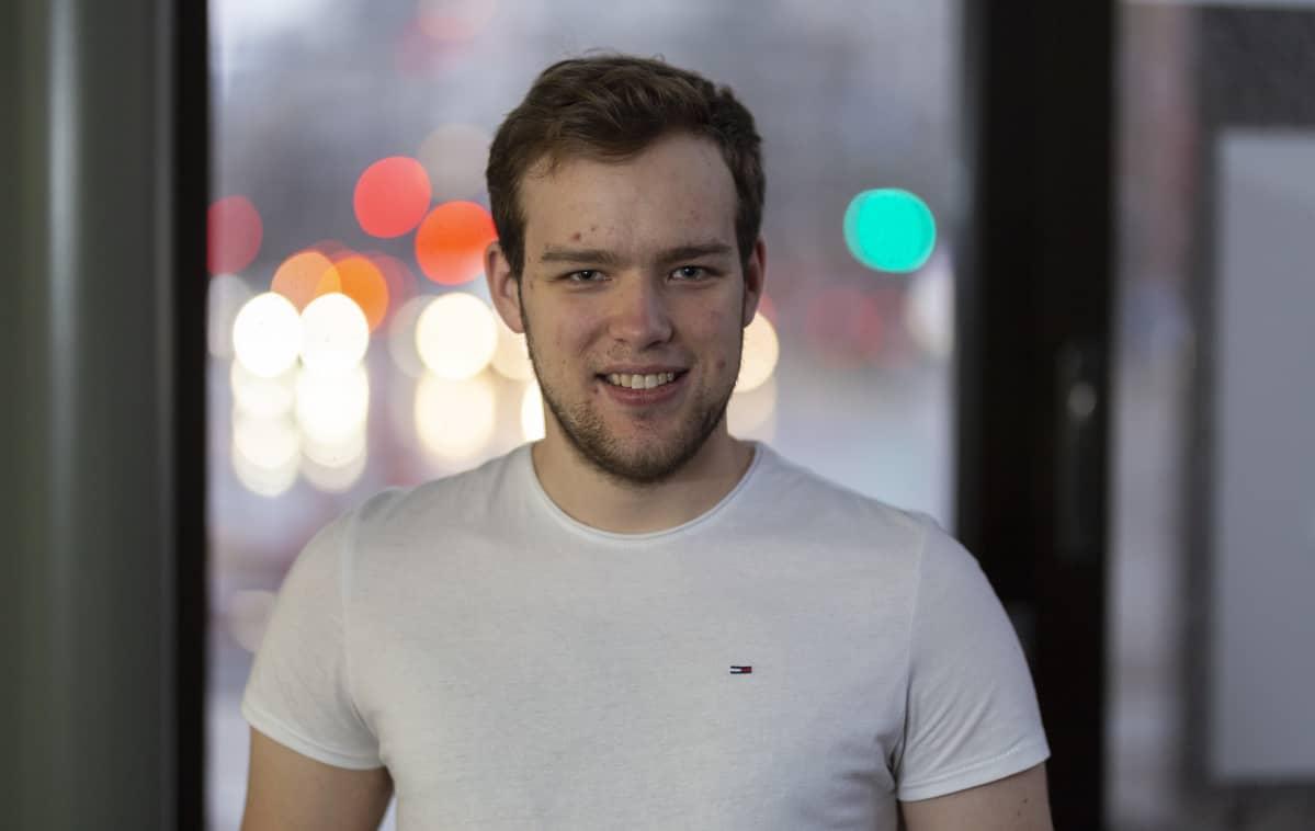 Tuomas Hauvala  ,ruoholahti ,18.12.2019