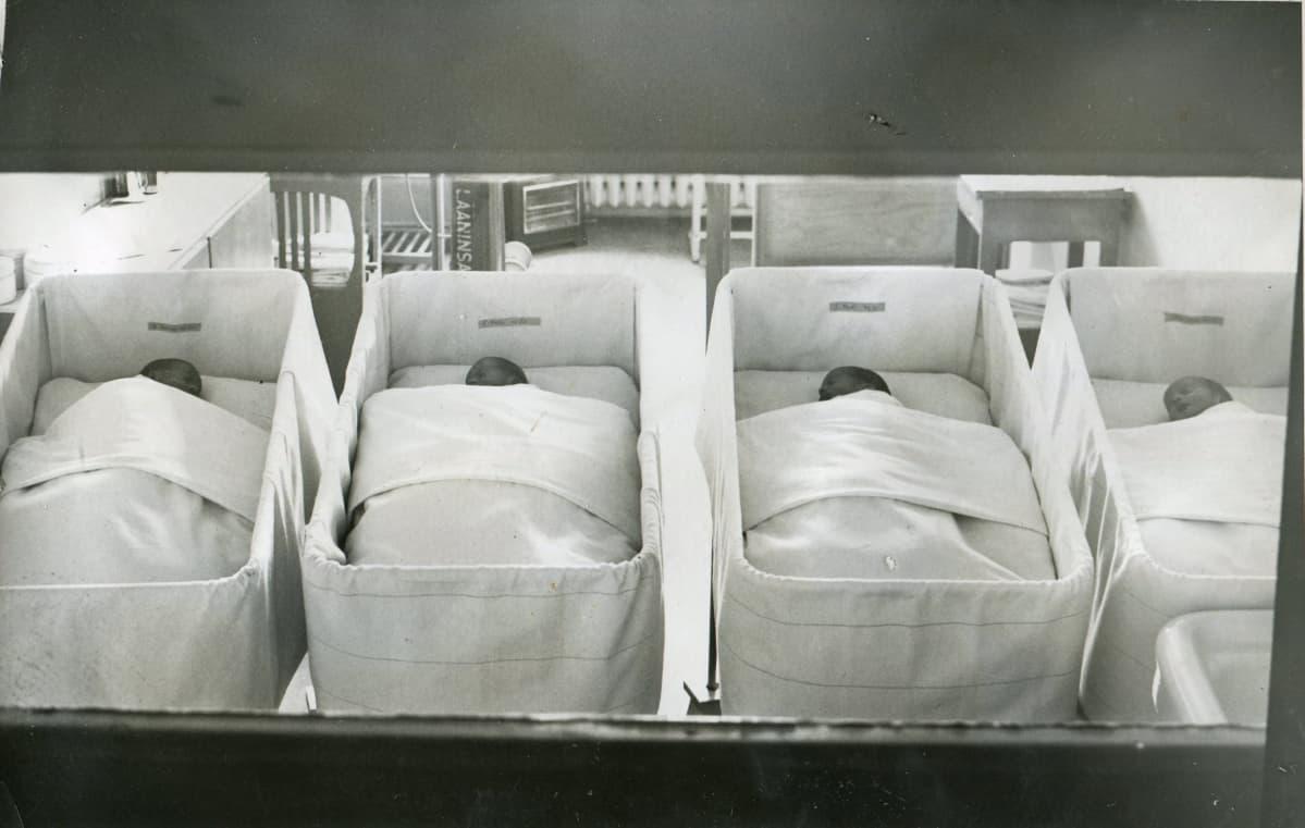 Ensimmäinen kuva Jouppilan nelosista