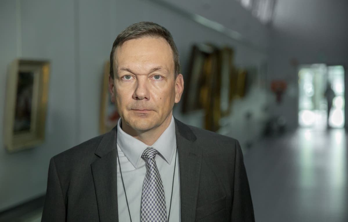 Rikoskomisario Kai Lakio Keskusrikospoliisista.