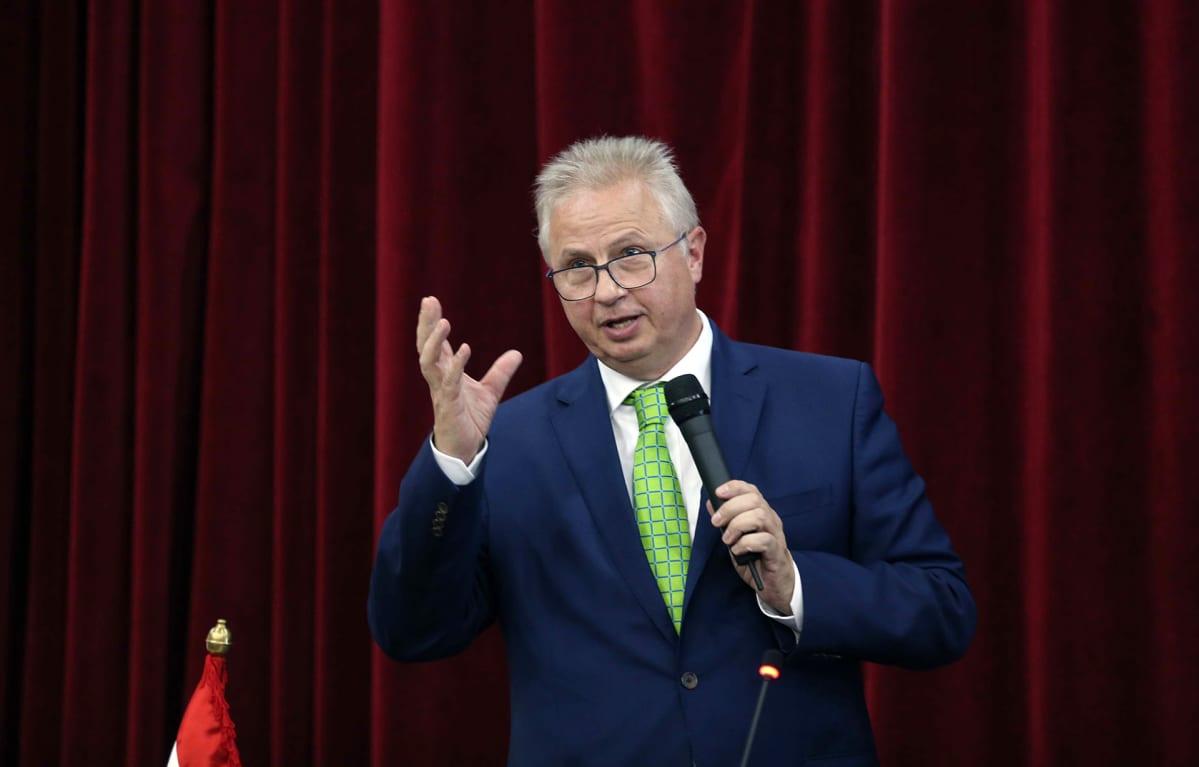 Laszlo Trocsanyi
