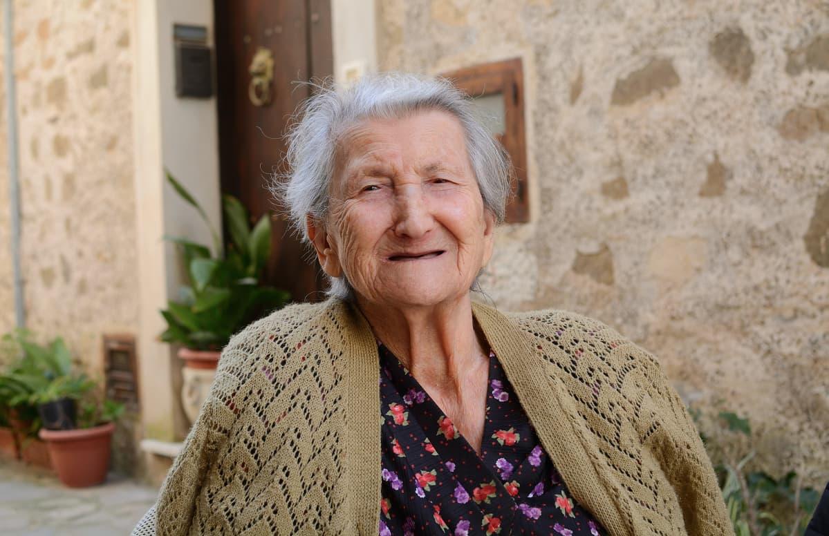 Amina Fedullo.