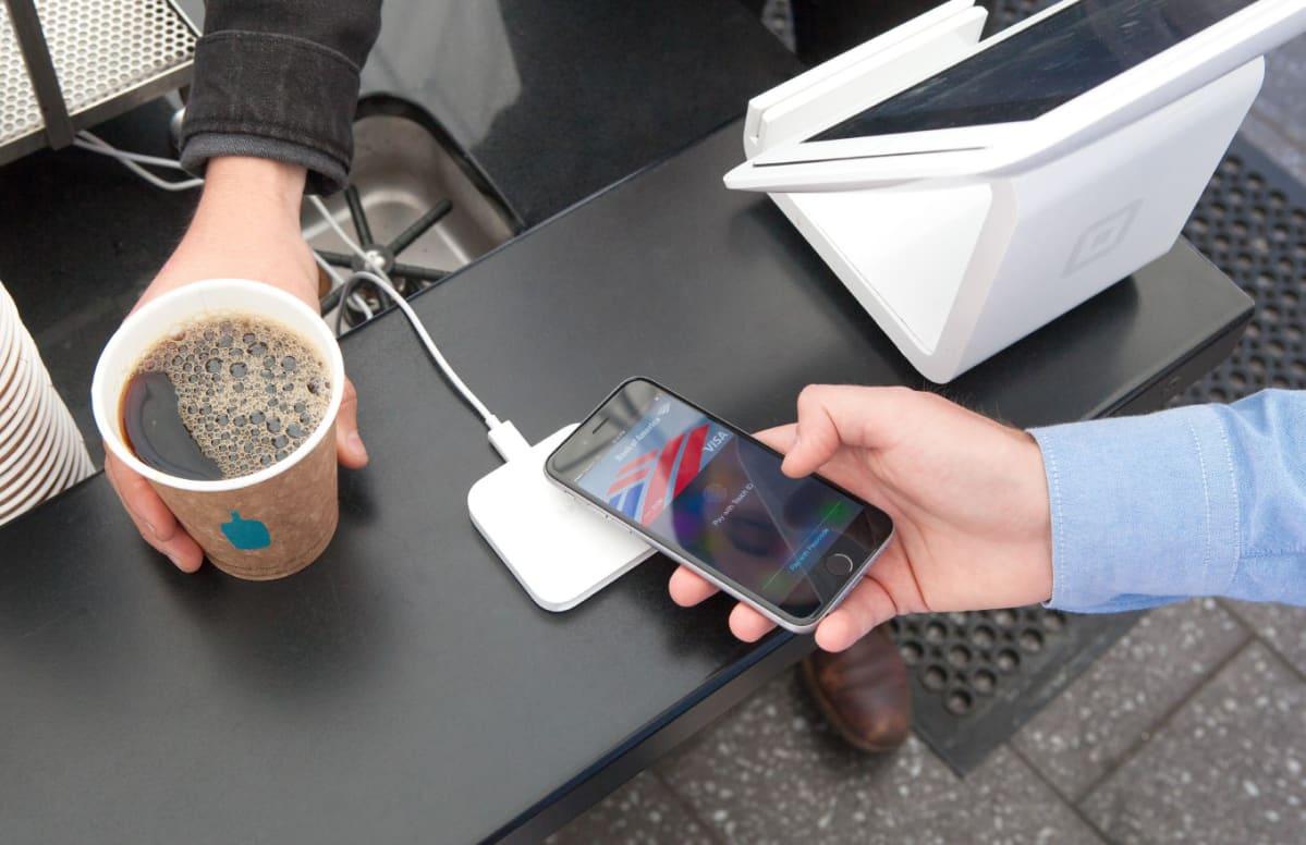 Kännykkämaksaminen