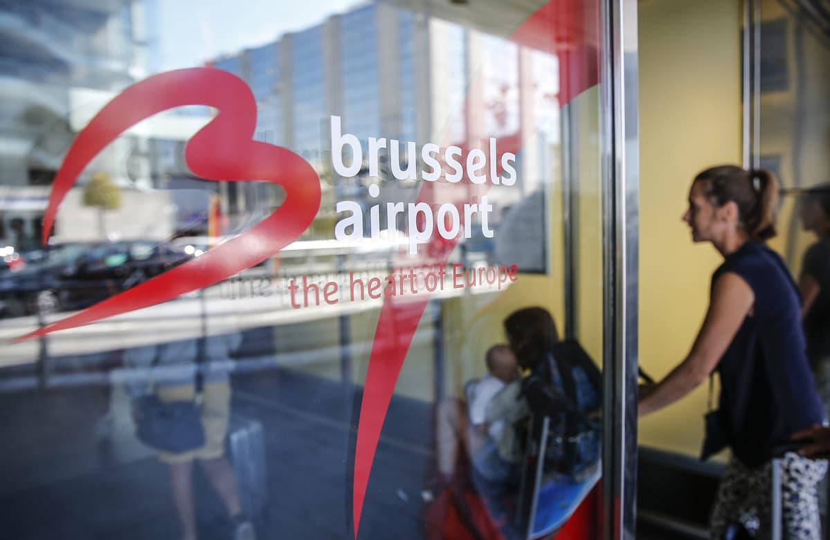 Koukku Brysseliin