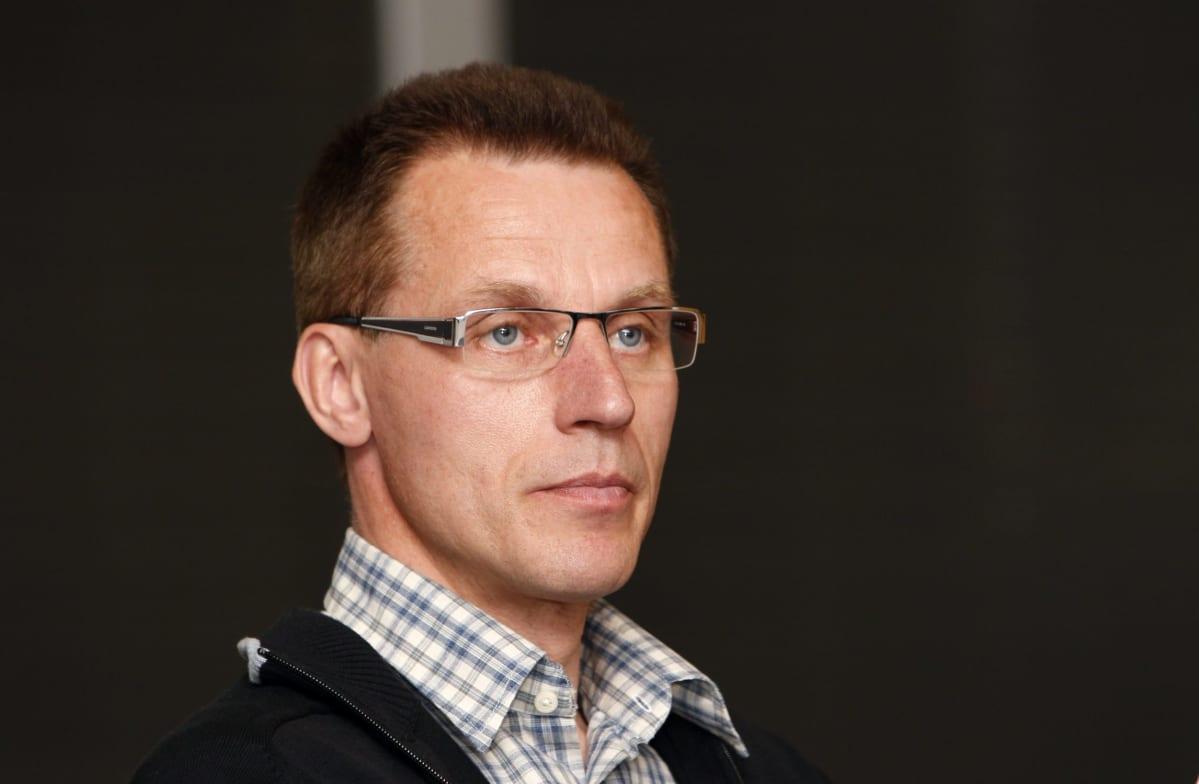 Hiihdon päävalmentajana vuosina 1998-2001 toiminut Kari-Pekka Kyrö