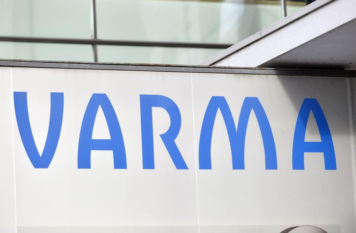 Varman logo.