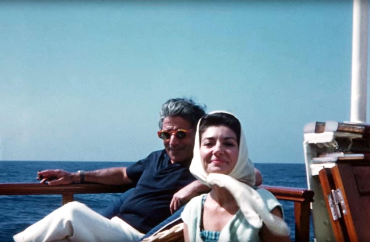 Aristotle Onassis ja Maria Callas