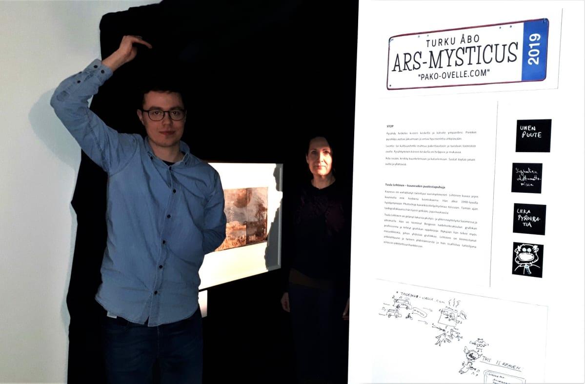 Jere Markkanen, Minna Engblom, museo, innovaatio