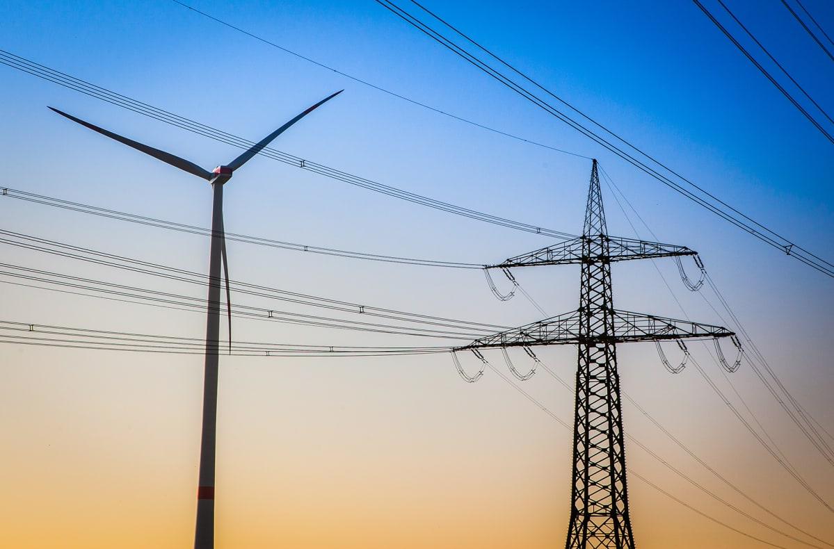 Saksa siirtyy yhä enevässä määrin uusiutuviin energiamuotoihin.