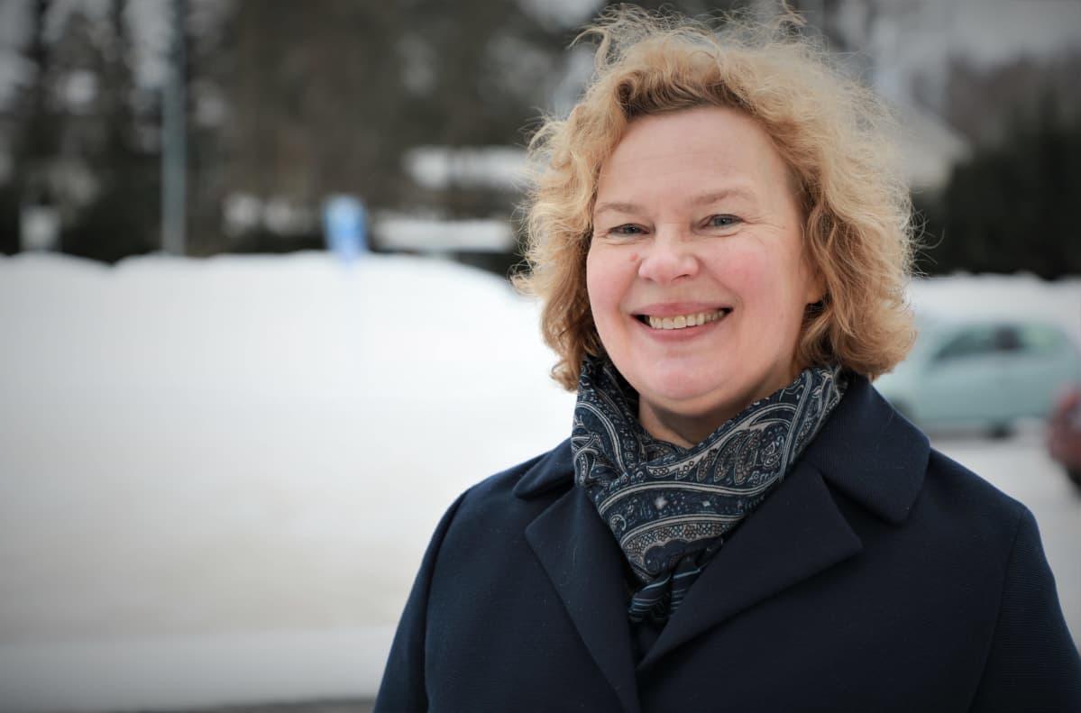professori Marina Heinonen