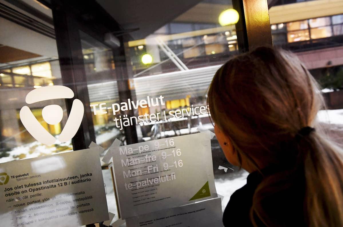 2000 hämäläistä yrittäjää odottaa TE-toimiston lausuntoa työmarkkinatuesta