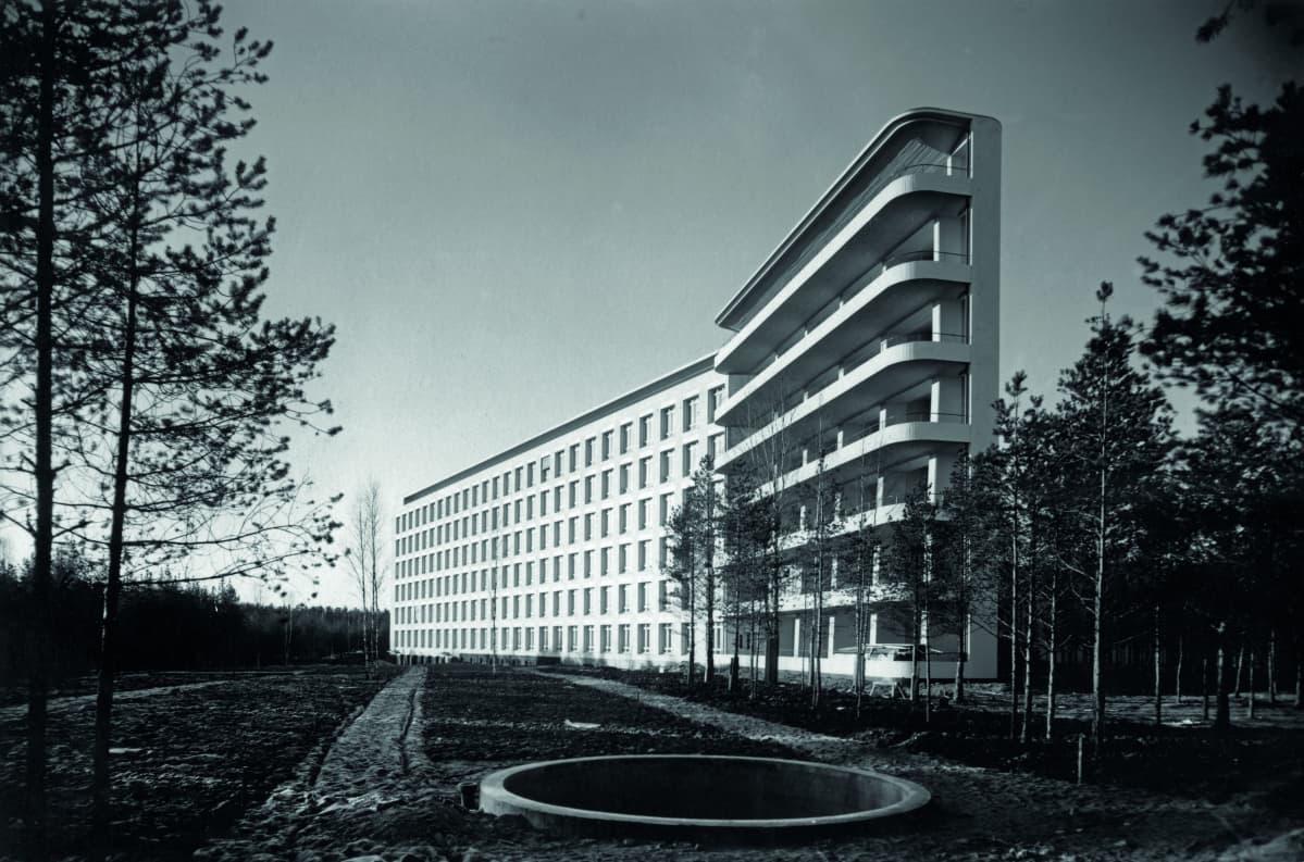 Pemars sanatorium