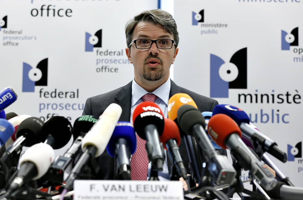 Frederic Van Leeuw