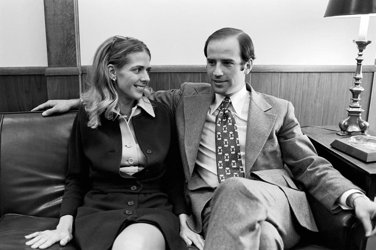 Neilia ja Joe Biden