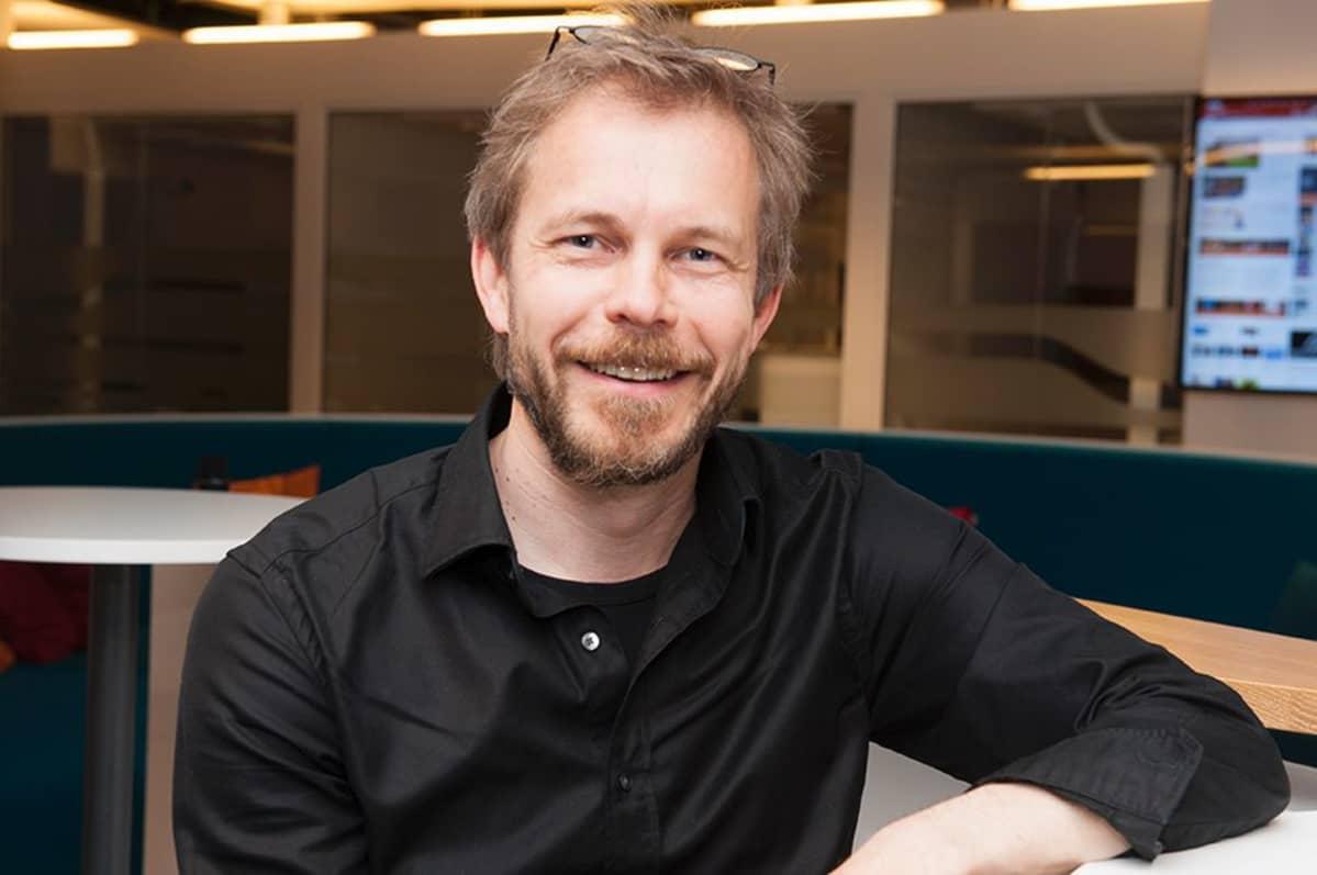 Jussi Hanhivaara.