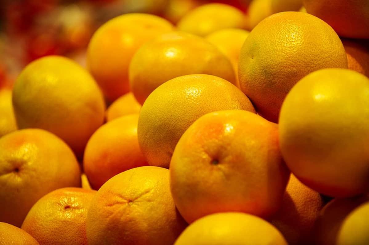 Appelsiineja