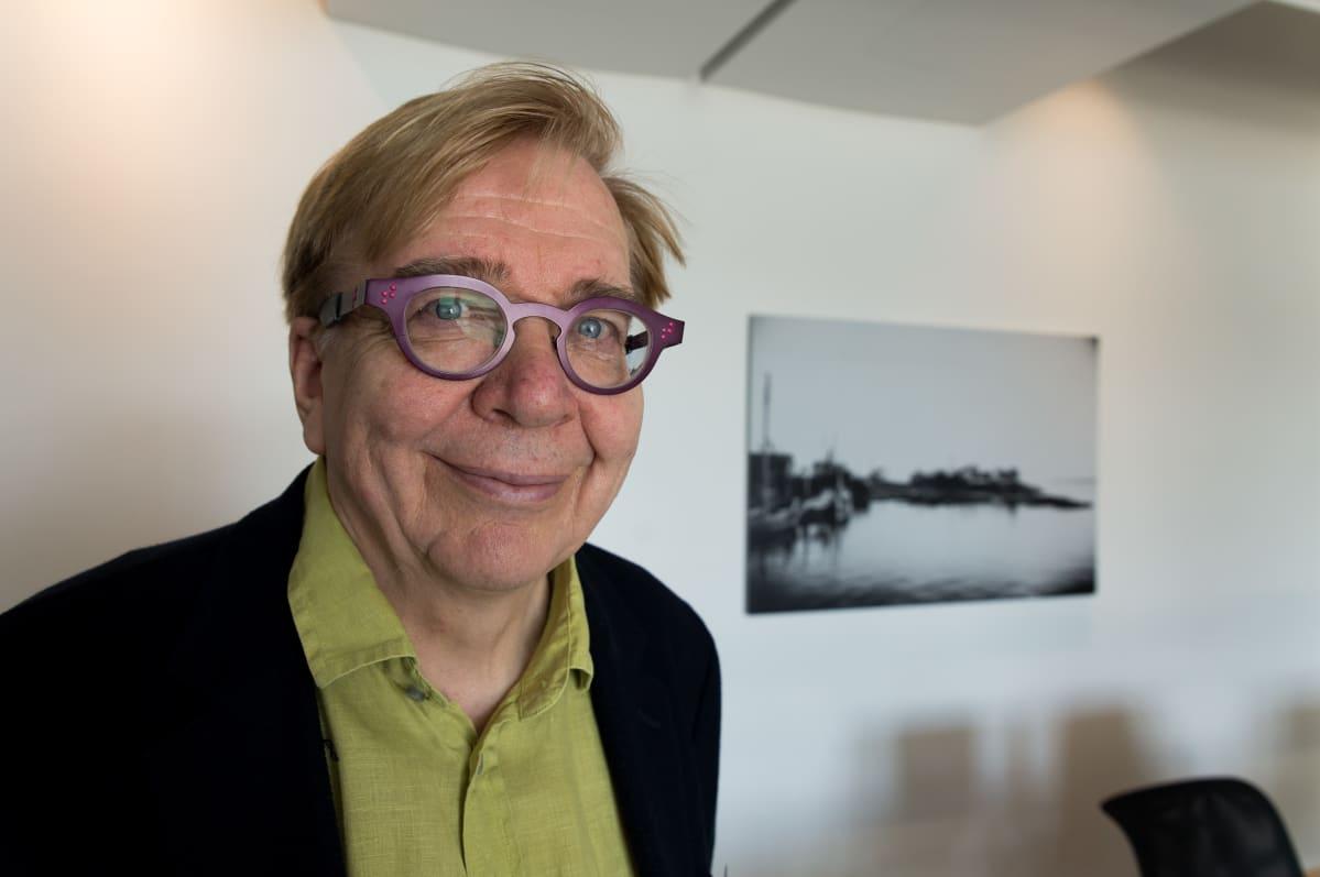 Markku ollikainen on helsingin yliopiston professori